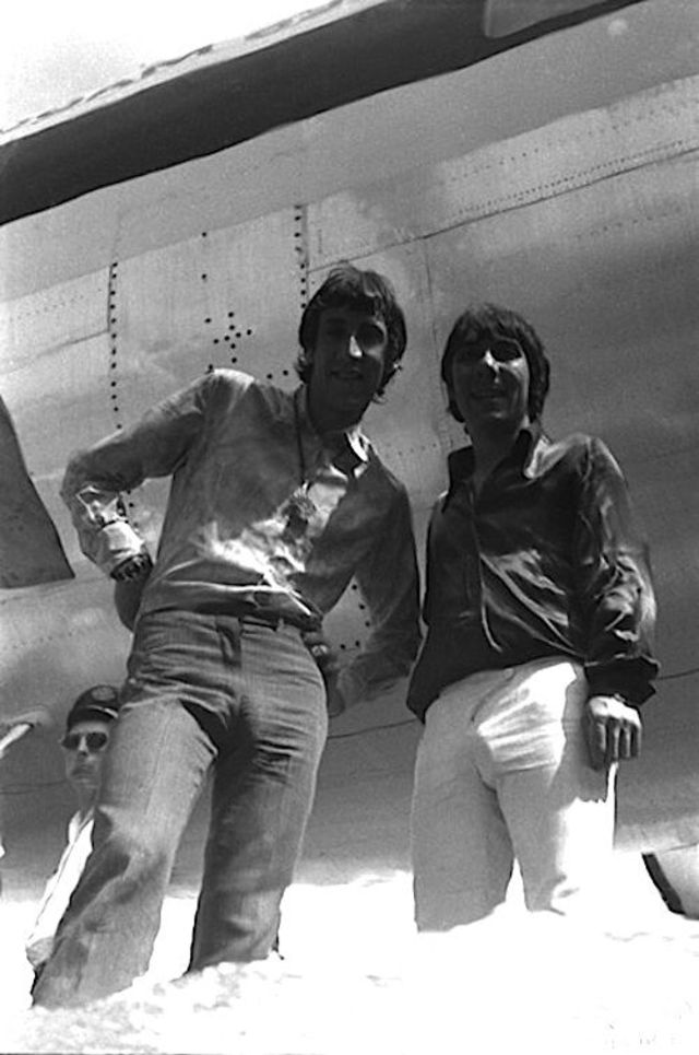 Pete Townsend Keith Moon penis