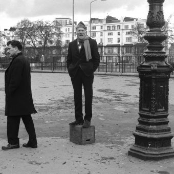 'A Minor Wonder of the World' – Speakers' Corner in London – 1981