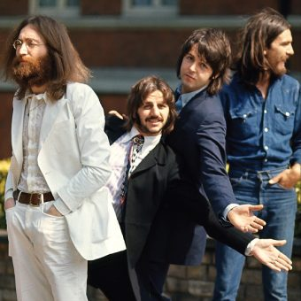 The Beatles Abbey Road Photoshoot – August 8 1969