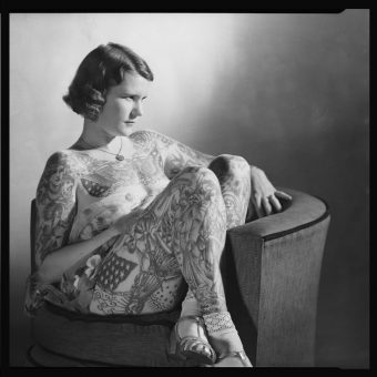The Tattooed Venus and the Girl with the Dragon Tattoo – Sydney 1937