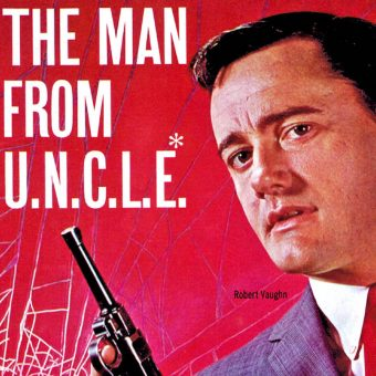 The Books from U.N.C.L.E. or What I Learned About Spies from TV and Toys
