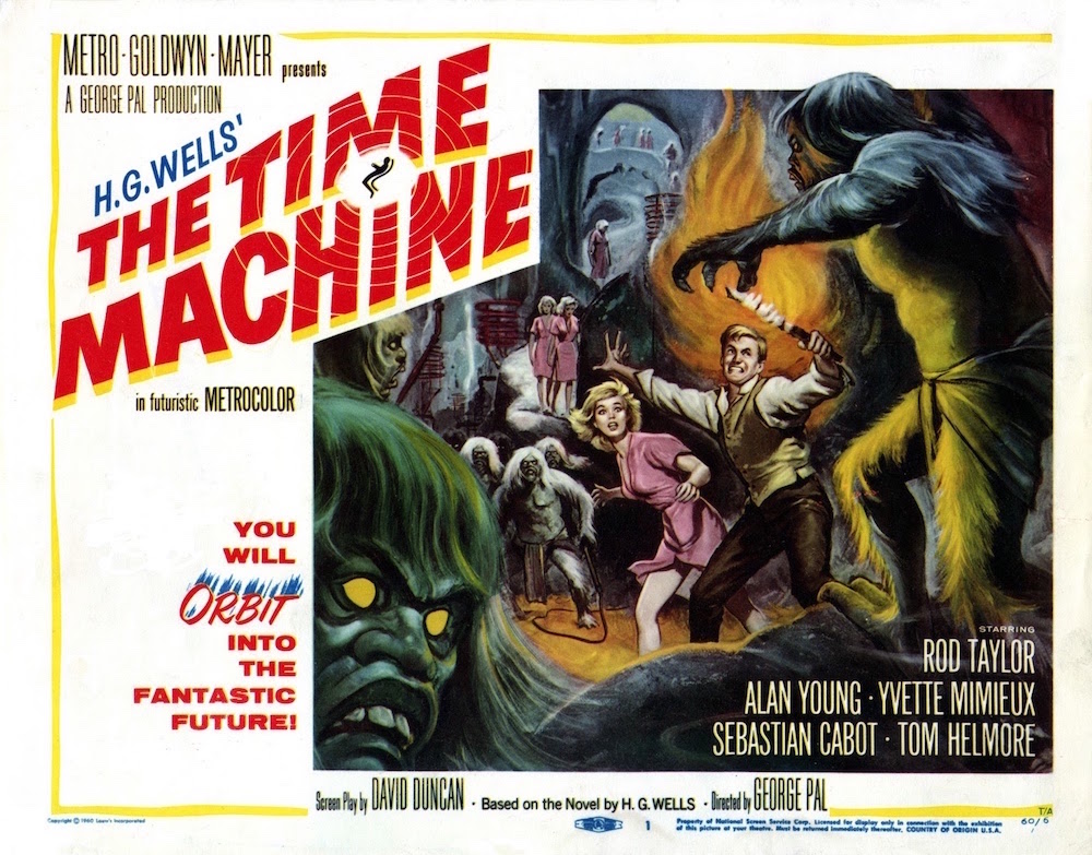 HG Wells Tim Machine