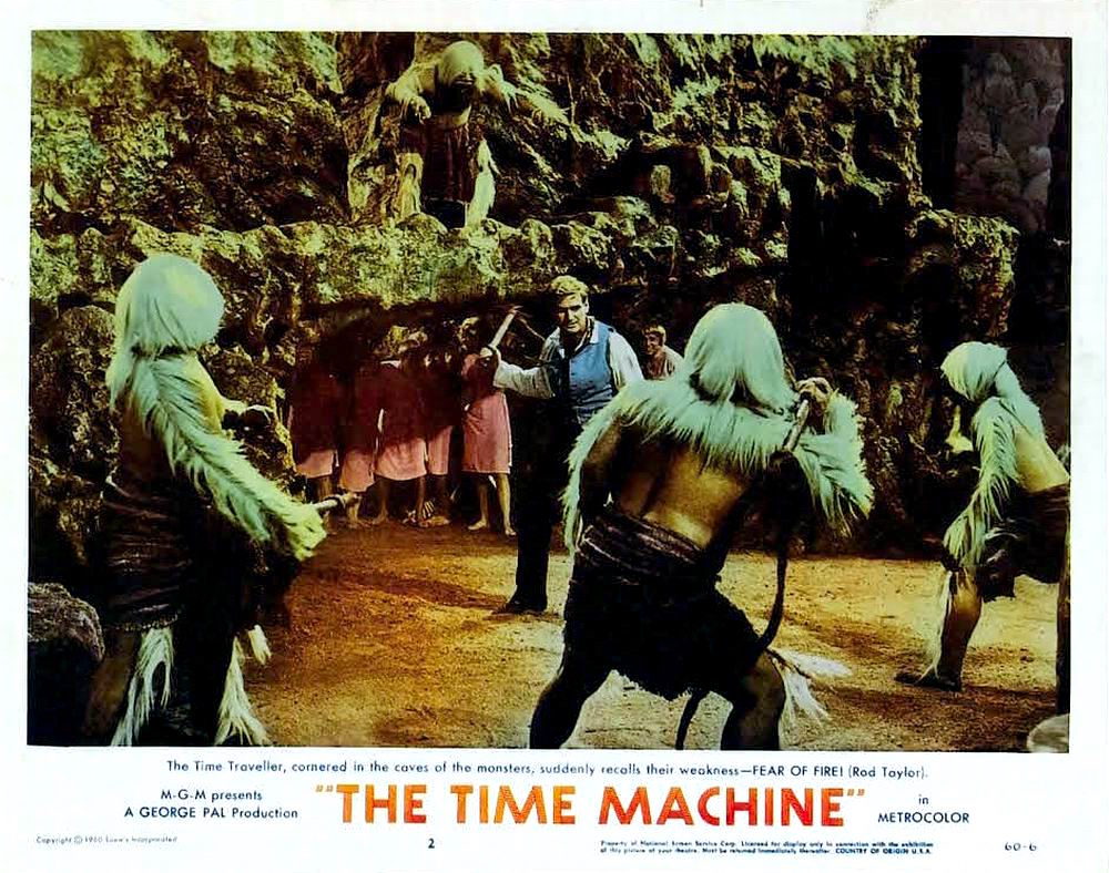 the time machine wells