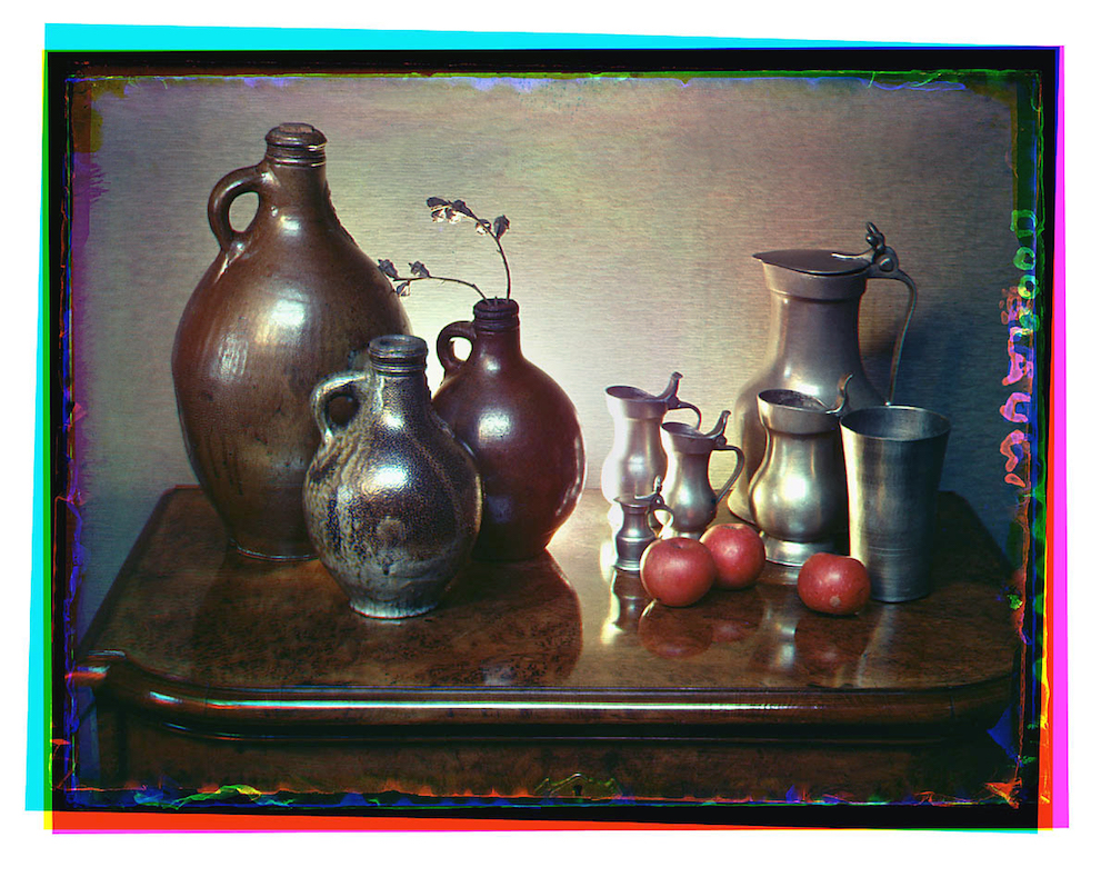 Bernard Eilers, still life, pewter, photography