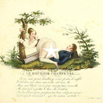 Erotic Illustrations From 'Invocation à L'Amour – Chant Philosophique' (1825)
