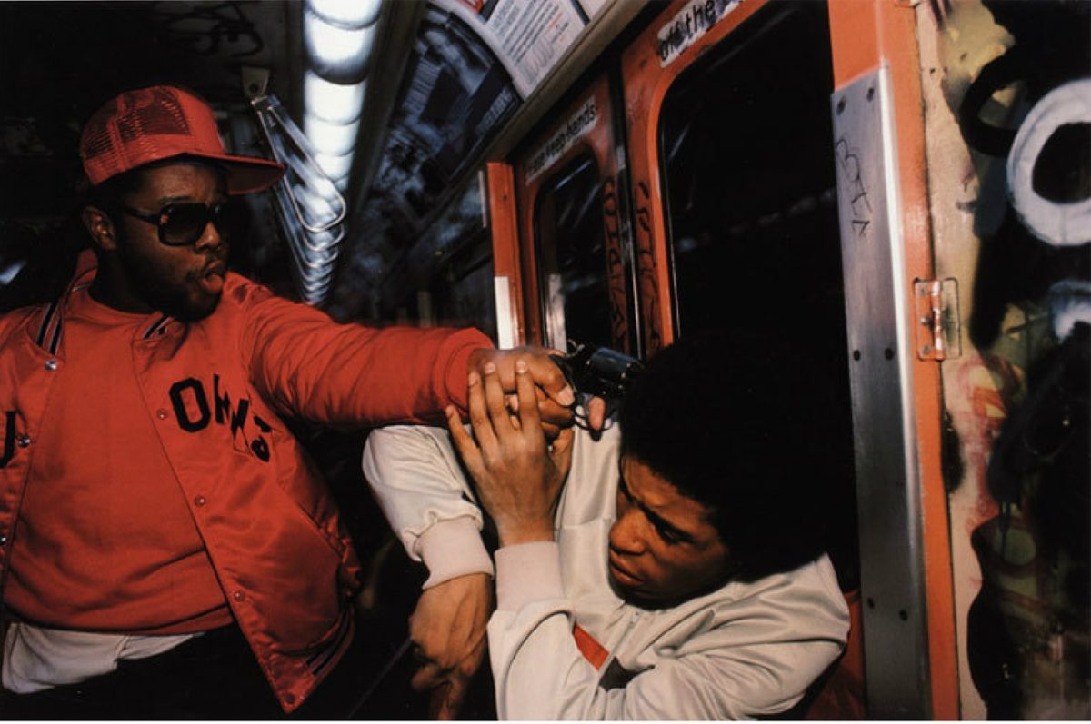 New York City Subway 1980s