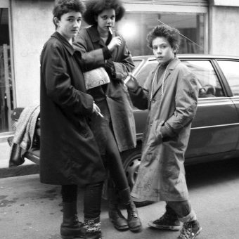 Fabulous Photographs of Paris in 1981