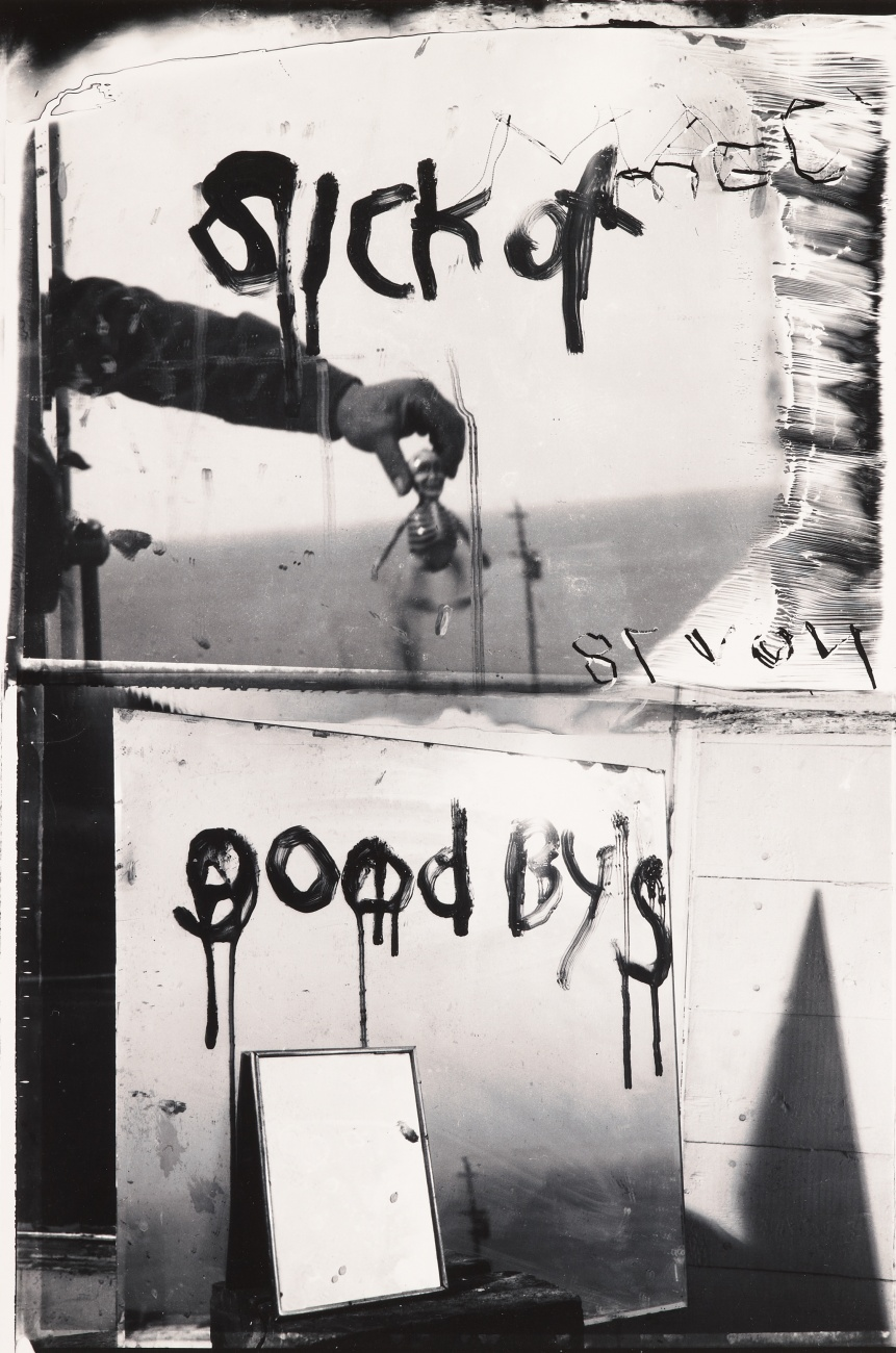 "Robert Frank: ""Sick of Goodby's"" (1978)"