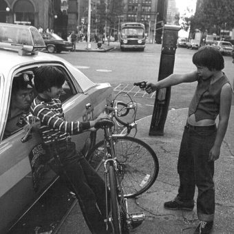 'I Am A Camera': Jill Freedman's Street Photography