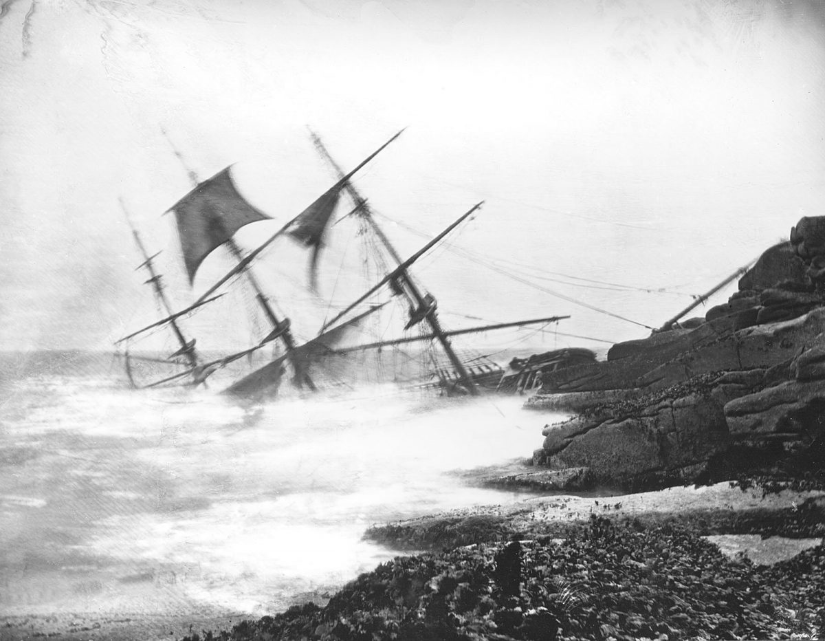 cornwall shipwrecks