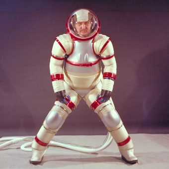NASA's Number 1 Space Suits Model