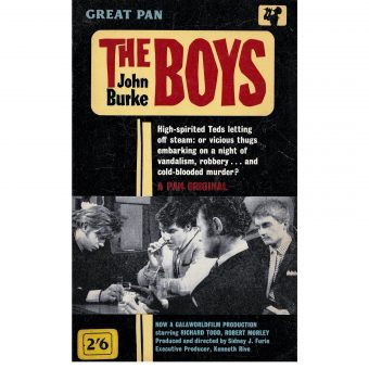 A Brief History Lesson on Modern Culture as Told Through the Movie Tie-in Novels of John Burke