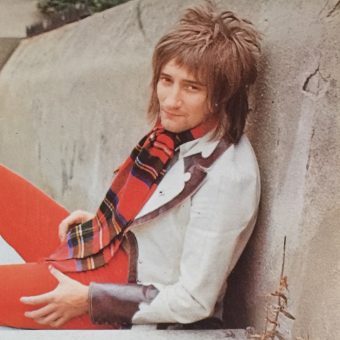Rod Stewart : The Third Gasoline Alley Jacket