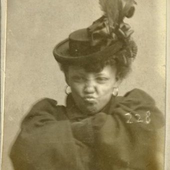 The Indomitable Goldie Williams : The Life And Times of a Defiant Prostitute (1898)