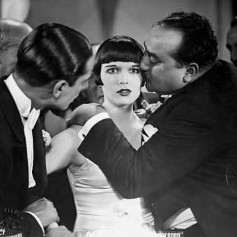 """If I Ever Bore You, It'll Be With a Knife"" – Glorious Pictures of Louise Brooks"