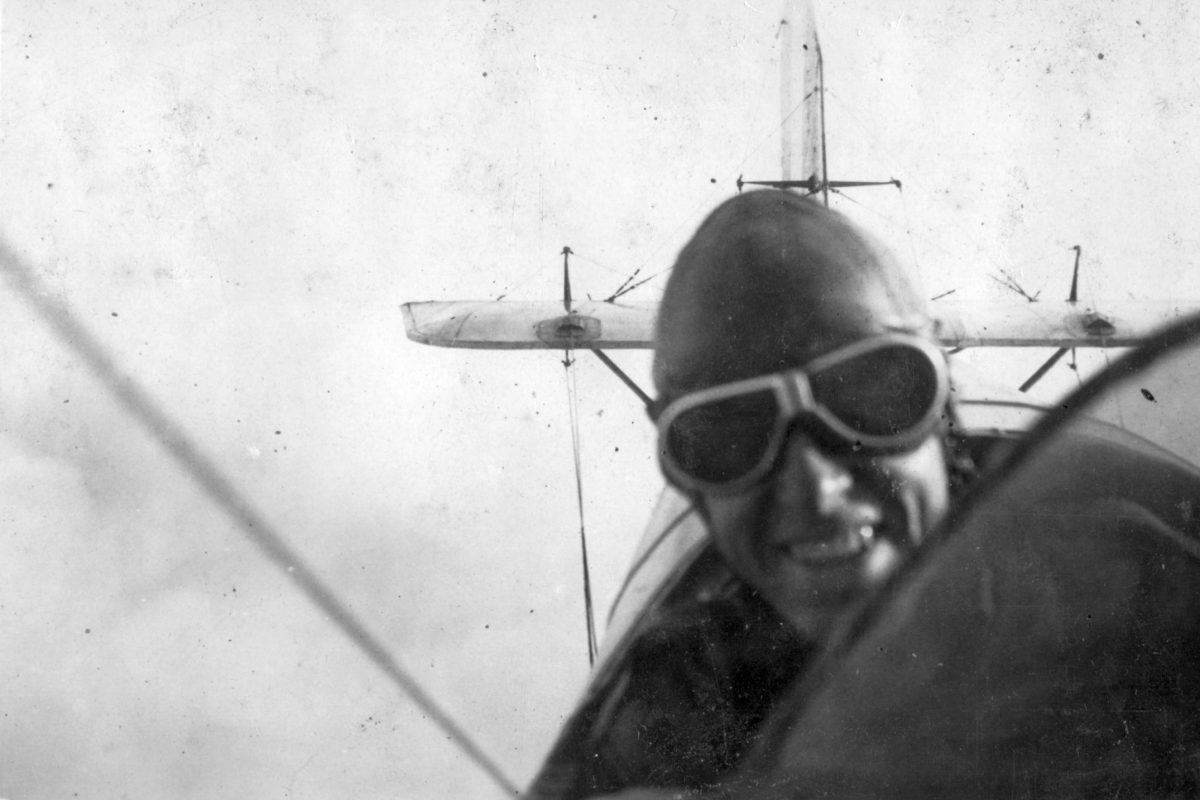 pilots aviators 1917 USA world war 1 texas california