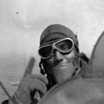 Mile High Portraits: World War 1 Pilots In The Cockpit – 1917