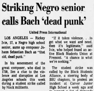 """Dead punk,"" 1969 (Source: Arizona Republic)"