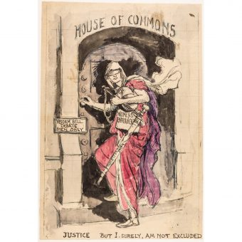 The Fabulous Design Album of Mary Lowndes And Other Members of the Artists' Suffrage League