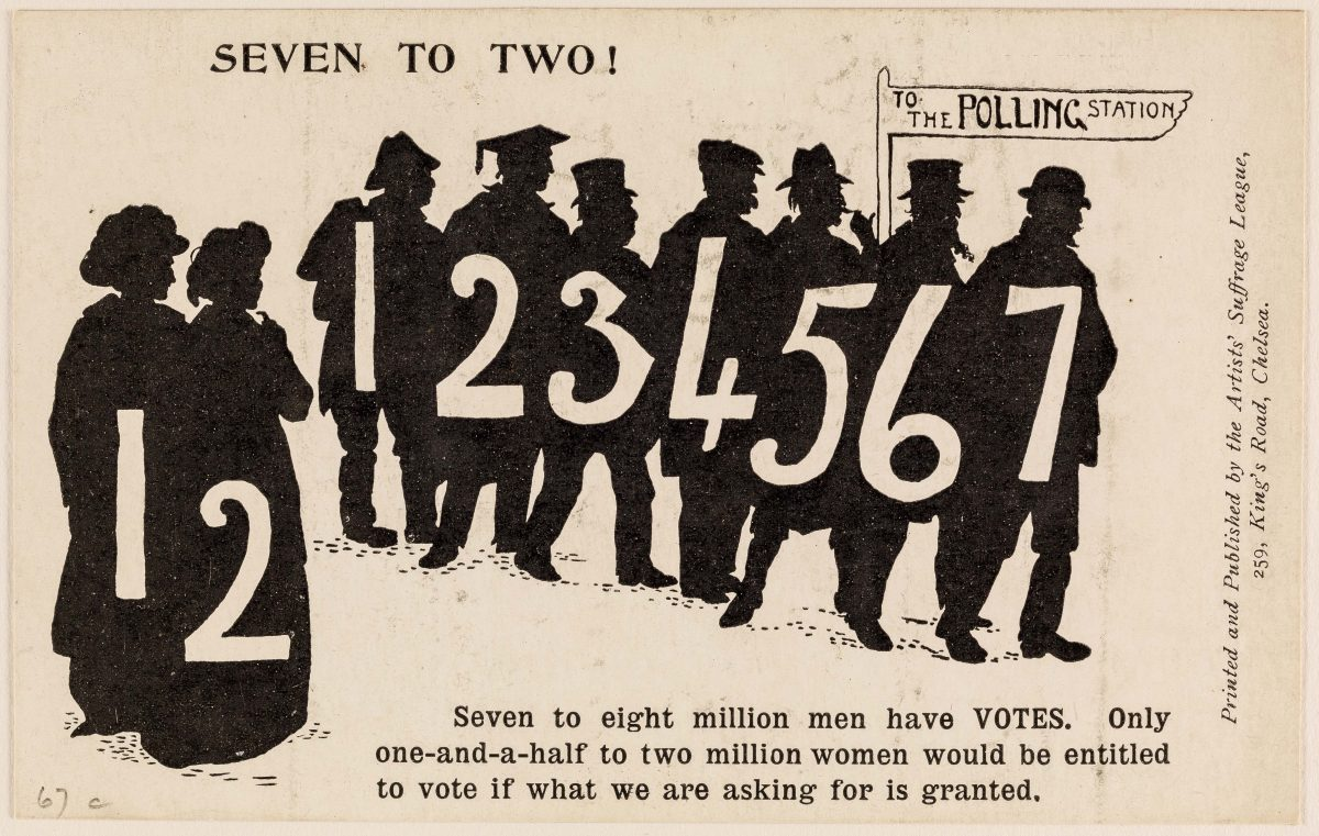 Artists' Suffrage League