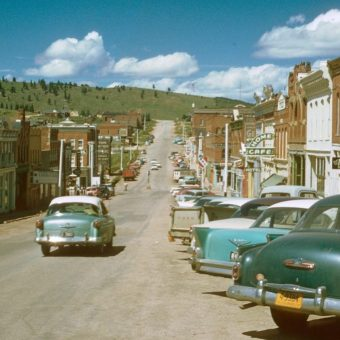 Chalmers Butterfield's Travels In Kodachrome