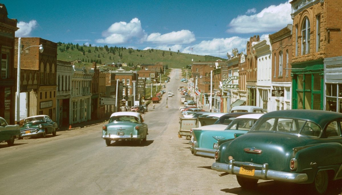 Chalmers Butterfield Kodachrome