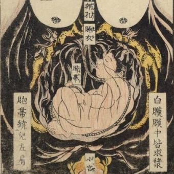 News From the Bedroom: The Pillow Library – 19th Century Japanese Erotica