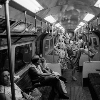 London Underground 1970-1980 by Mike Goldwater