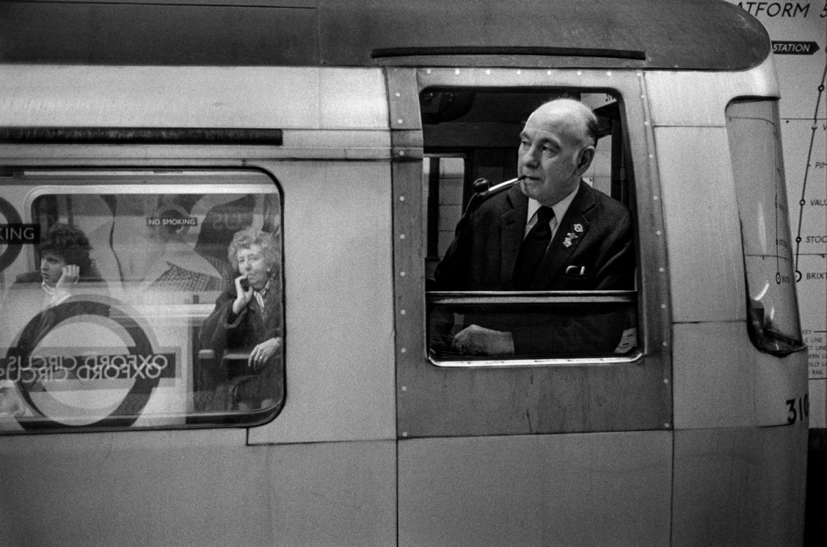 LondonUnderground_1970s Mike Goldwater