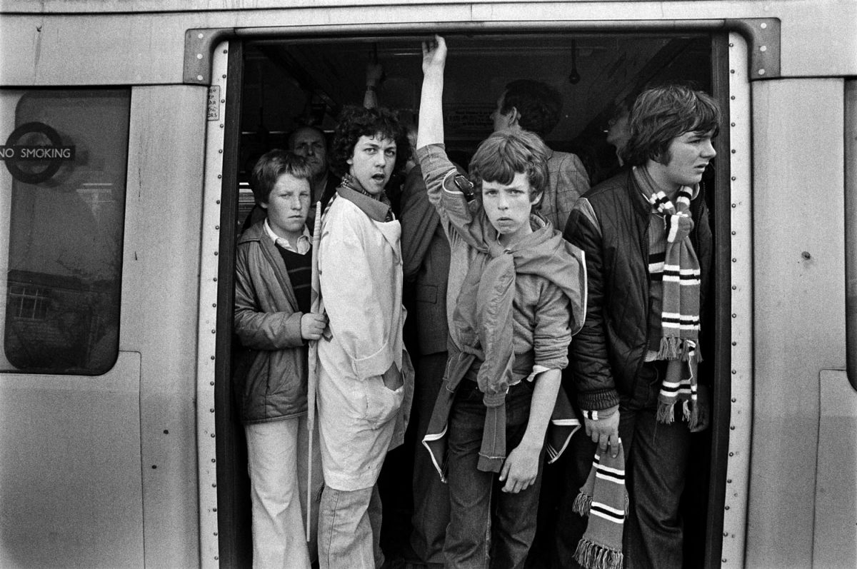 LondonUnderground_Wembley Park 1979 Mike Goldwater
