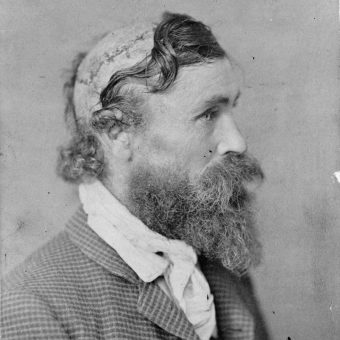 The Story of Poor Robert McGee : Scalped in 1864