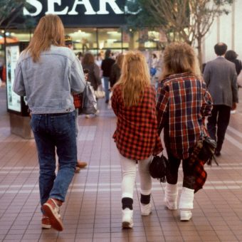 What America's Shopping Malls Looked Like In 1989