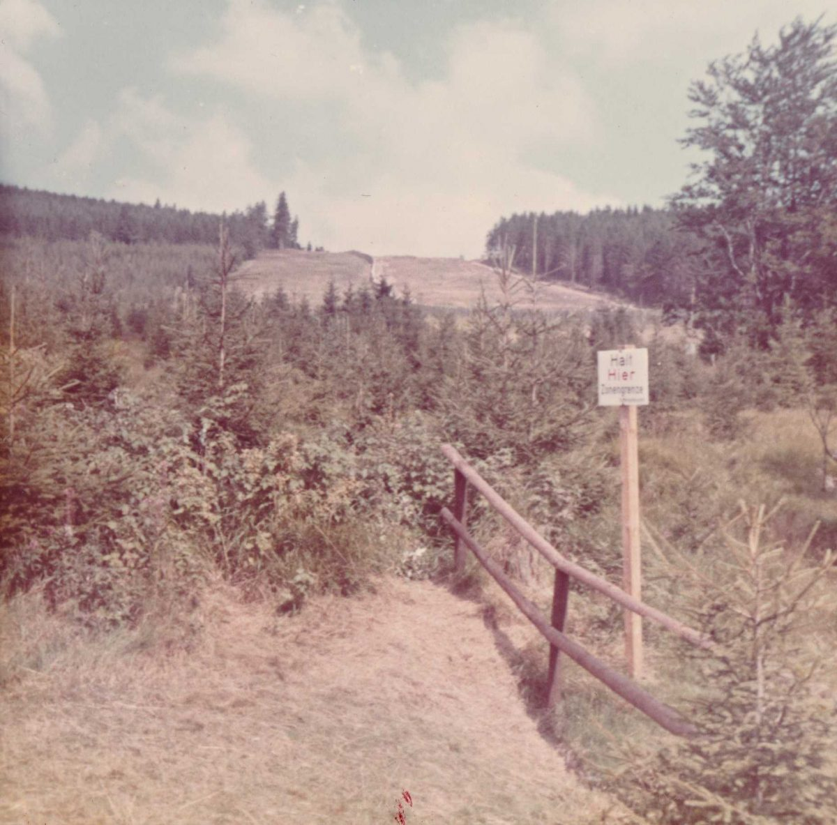 the inner german border