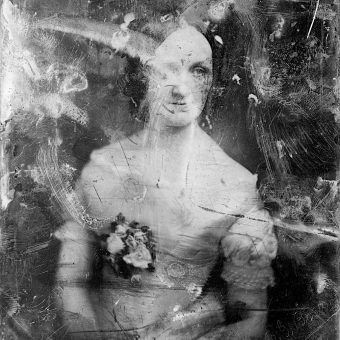 Ghosts in the Machine: The beauty of decayed daguerreotypes