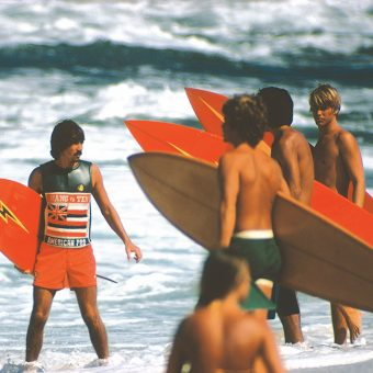 Jeff Devine's Photographs of Oahu's North Shore in the 1970s