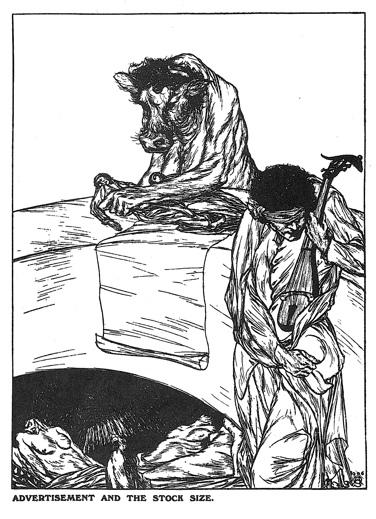Austin Osman Spare, occult, Book of Satyrs