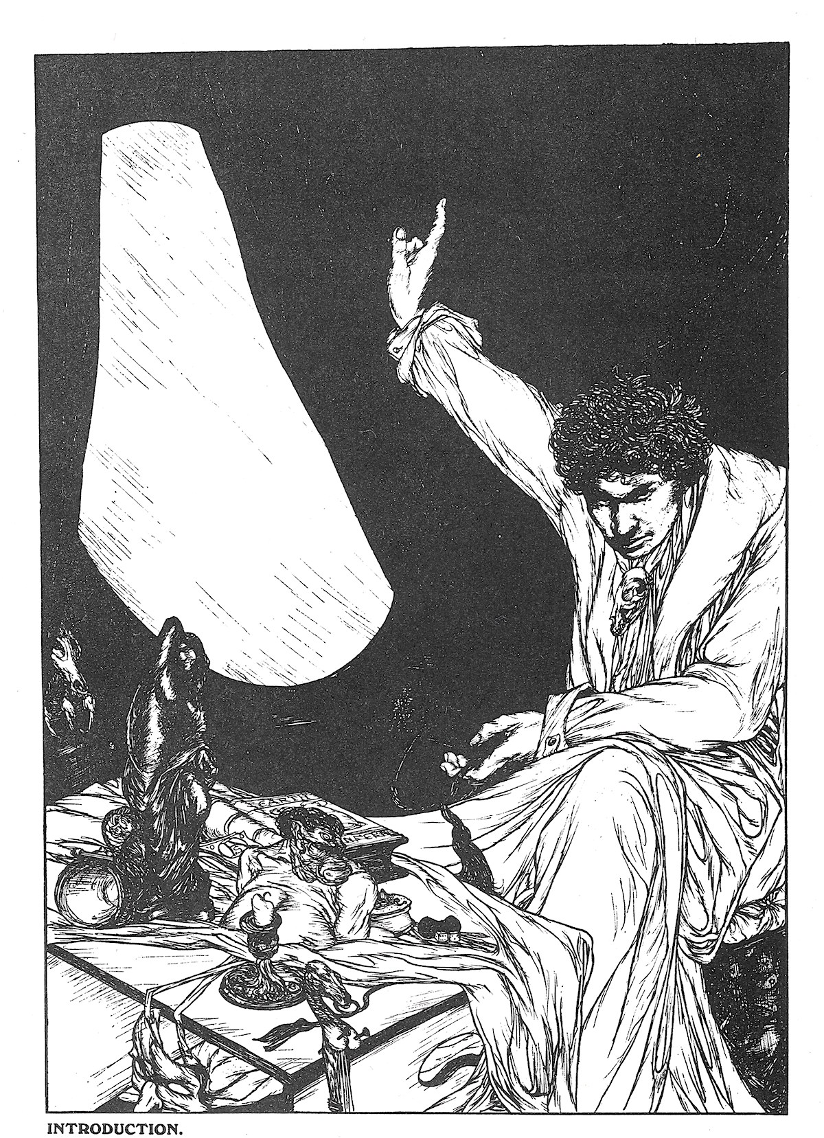 Austin Osman Spare, occult, drawings