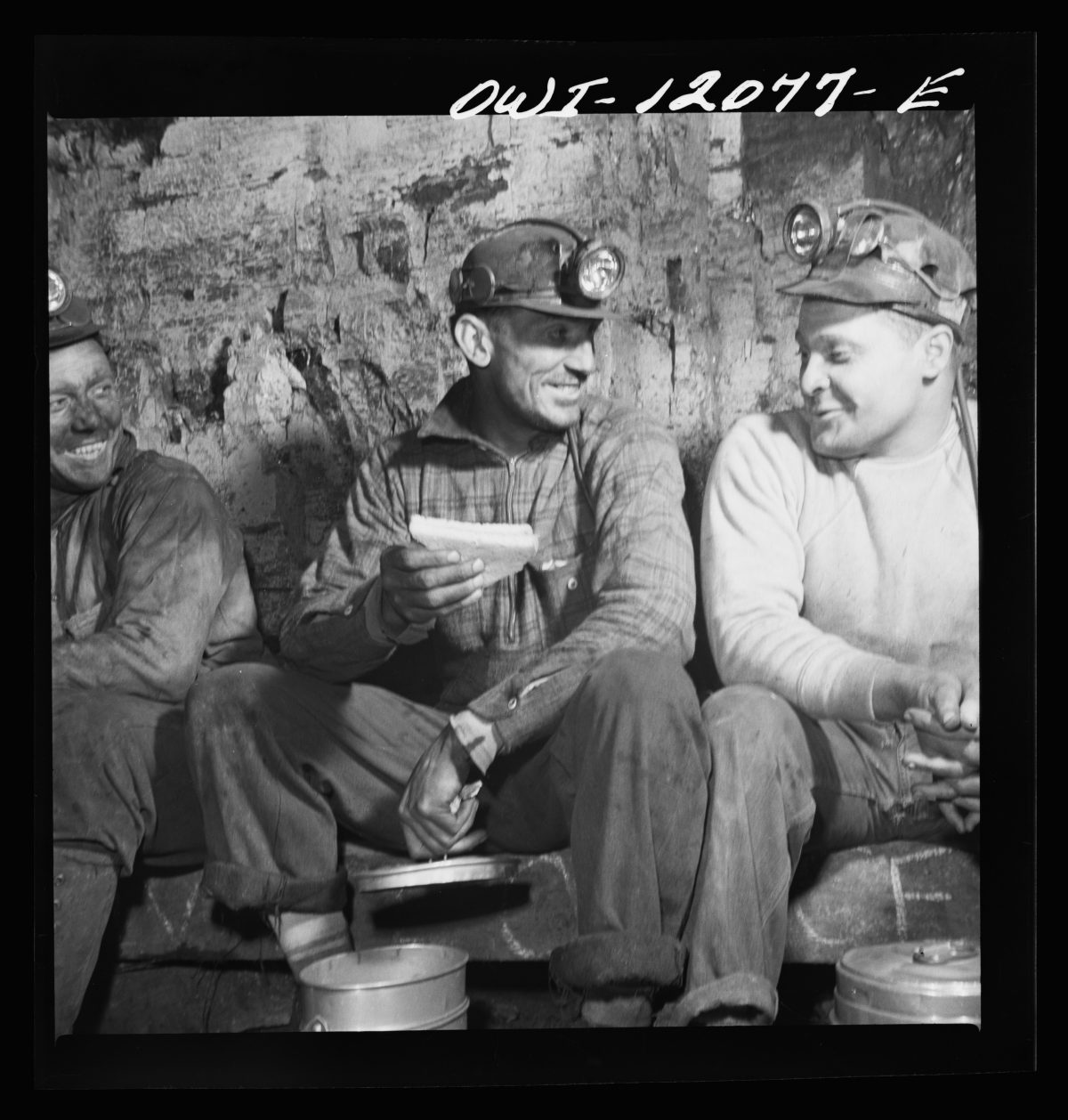 John Collier Montour No. 4 Mine of the Pittsburgh Coal Company in Washington County Pennsylvania