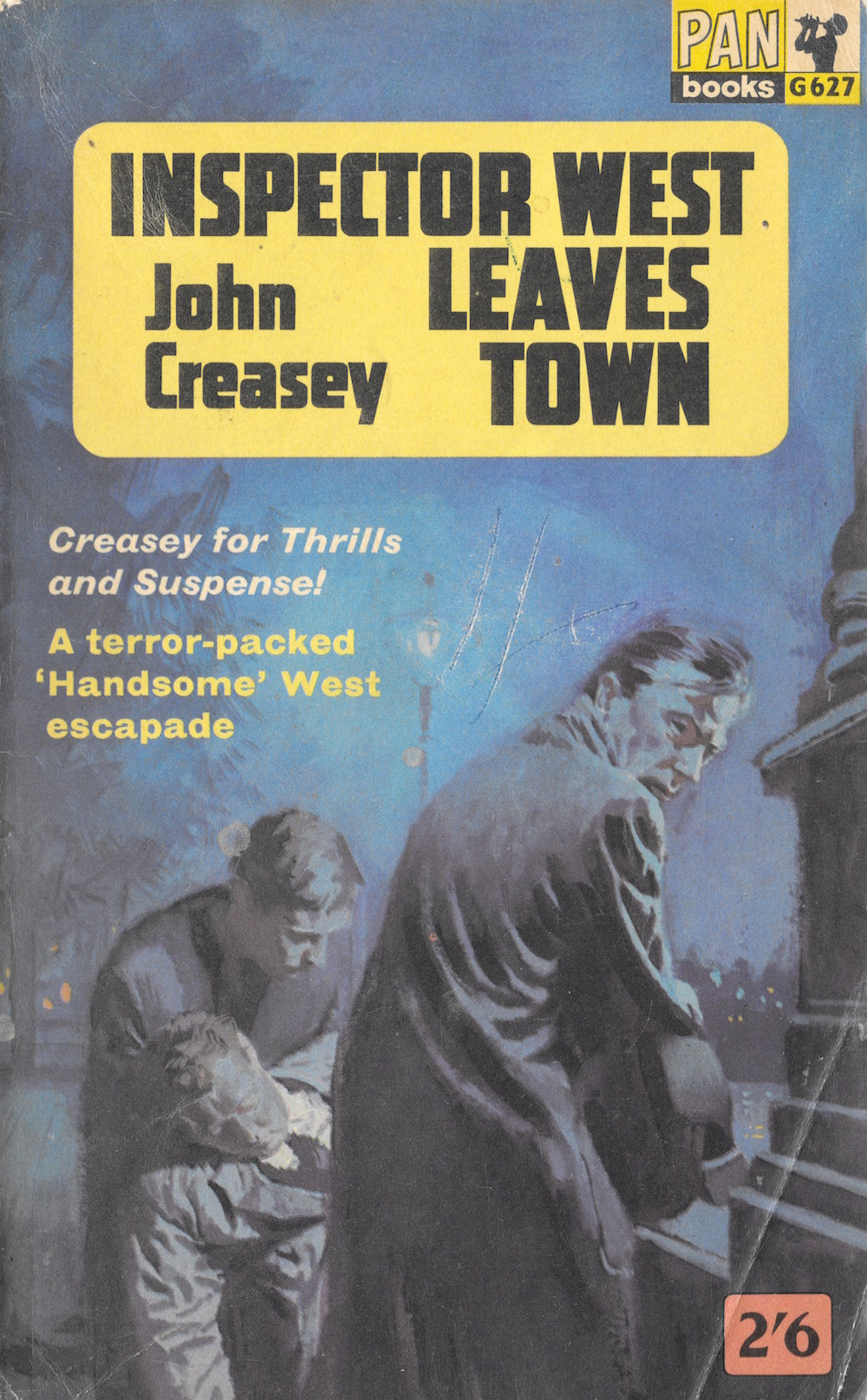 JohnCreaseyInspectorWestLeavesTown