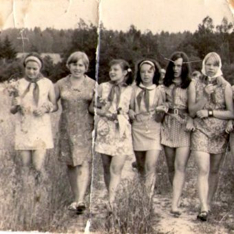 Found Photos of the Soviet Summer Camps that Trained Generations of Young Communists