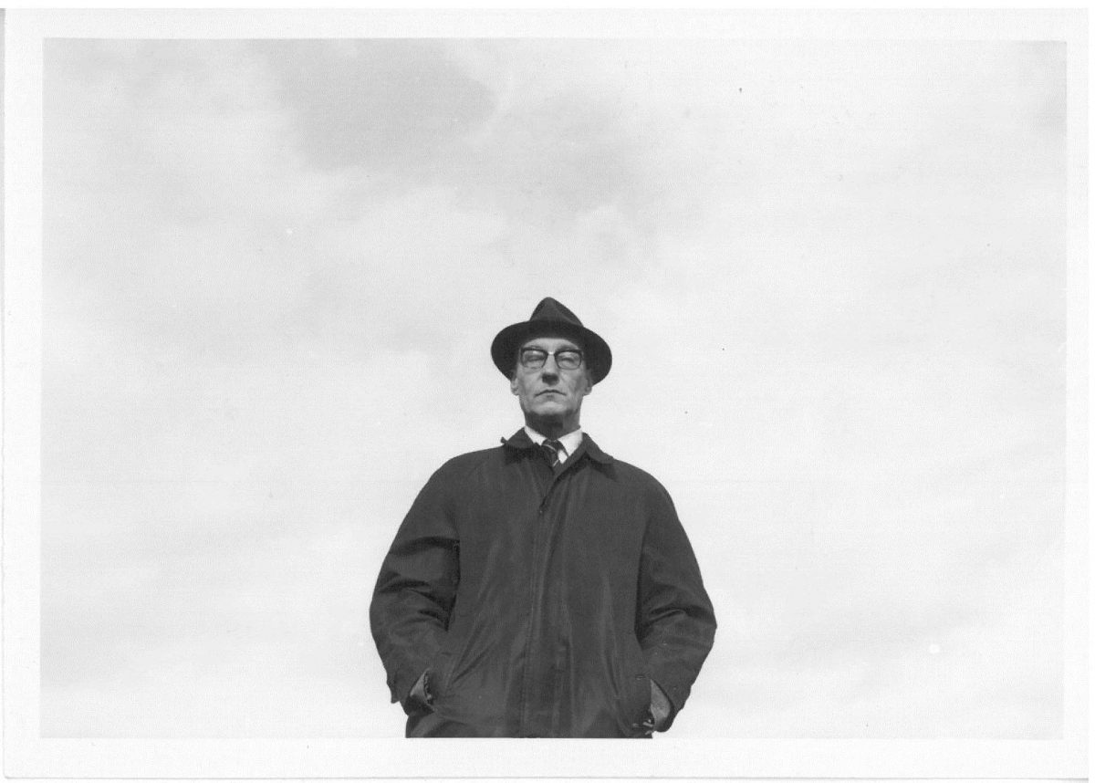 edwin morgan William S Burroughs 1960s
