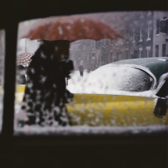 Seeing Beauty In A Cold and Wet New York City With Saul Leiter