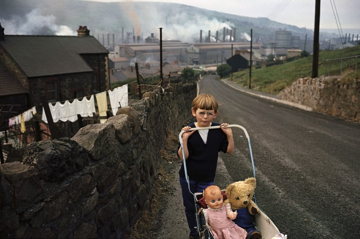 wales 1960s