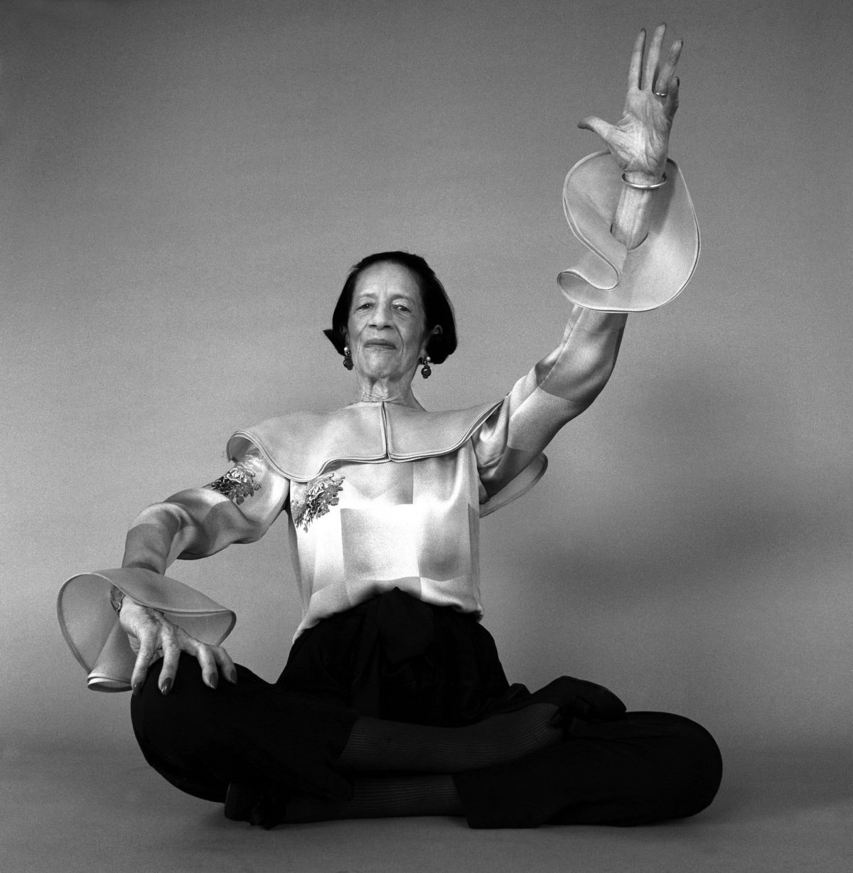 Diana Vreeland was editor-in-chief at Vogue from 1963 until 1971 and then consultant to the Costume Institute of the Metropolitan Museum of Art, New York.