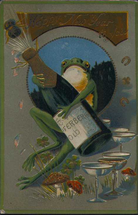 """Happy New Year to You"" (1908)"
