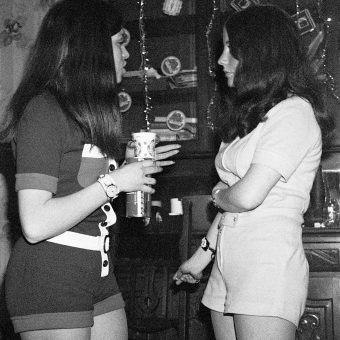 Hotpants, Cigarettes, Harp Lager and Guinness – A Belfast Student Party in 1970
