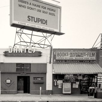 Ed Ruscha's 1966 Photos of the Sunset Strip