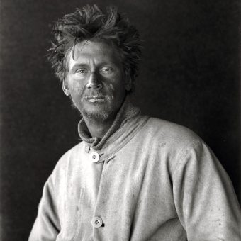 The Great White Silence: Herbert Ponting's Portraits from Captain Scott's Antarctic Expedition