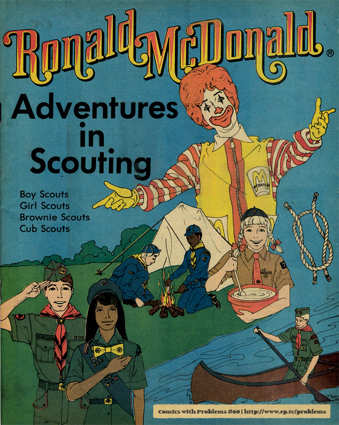Ronald McDonald Adventures in Scouting