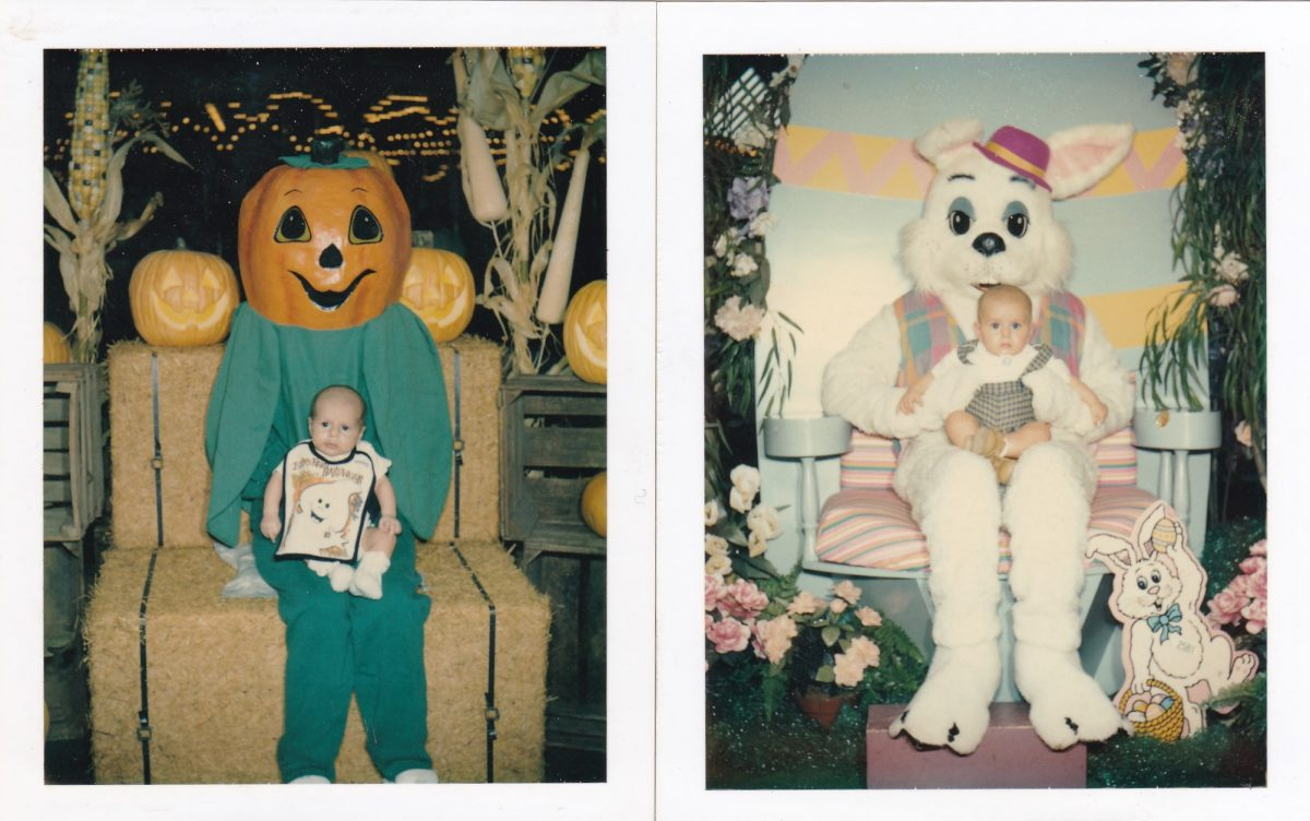 vintage snapshots children nightmares